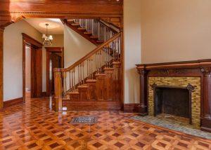 Hardwood Flooring Refinish