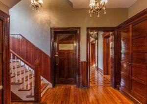 Hardwood Flooring Staircase Case Refinish
