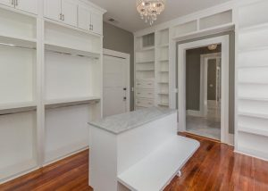 Trim and Millwork Built-Ins