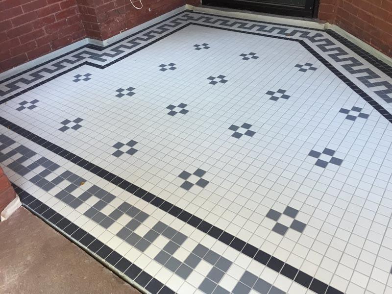Tile Flooring Instal