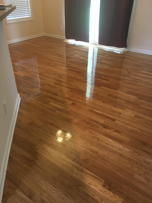 Refinished Hardwood Flooring Highland Hardwood Flooring
