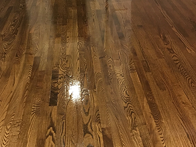 Hardwood Flooring Damage Repair
