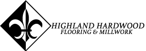 Highland Hardwood Flooring Refinishing, Installation, and Repair Logo