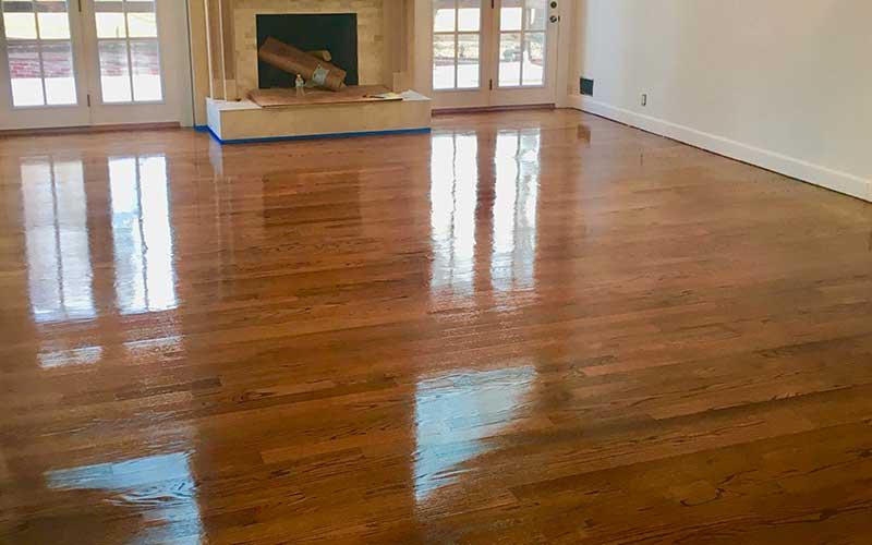 Highland Hardwood Flooring Refinishing Installation And Repair